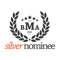Best Mobile App Awards Silver nominee