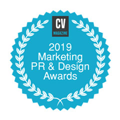 Marketing PR and Design Awards Winner