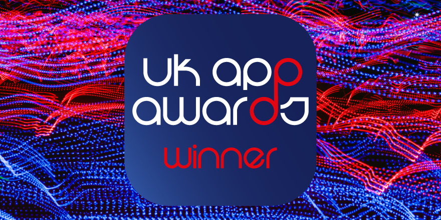 Point & Place wins at the UK App Awards 2018